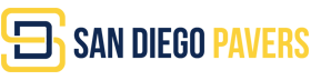 San Diego Pavers Logo