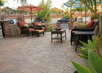 Courtyard Pavers 2