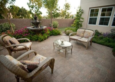 Courtyard Pavers 3