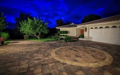 CREATING INTERESTING DRIVEWAYS WITH PAVER PATTERNS