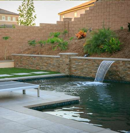 Retainer Wall Pavers